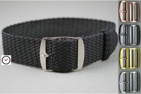 bracelet montre nylon tressé
