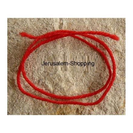 bracelet rouge kabbale