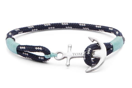 bracelet tom hope bleu