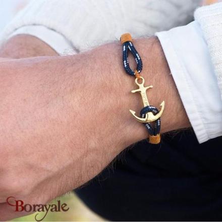 bracelet tom hope homme ancre