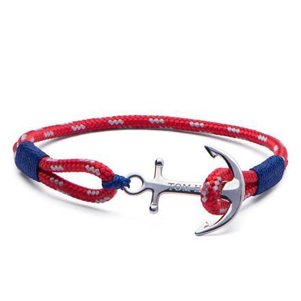 bracelet tom hope rouge