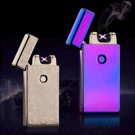 briquet usb double arc