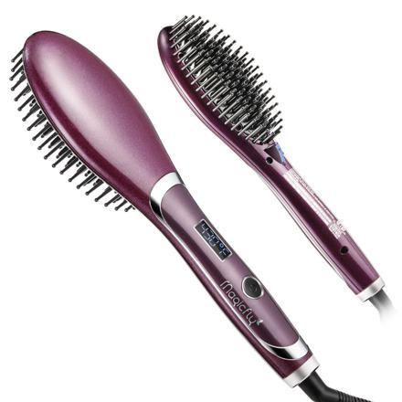 brosse à cheveux chauffante