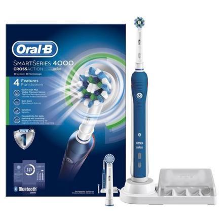 brosse a dent electrique oral b smart 4000