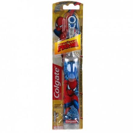 brosse a dent electrique spiderman