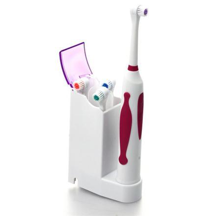 brosse à dents électrique rechargeable