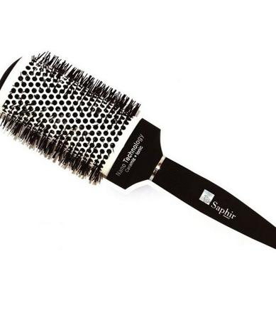 brosse cheveux brushing