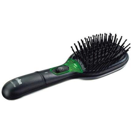 brosse cheveux chauffante