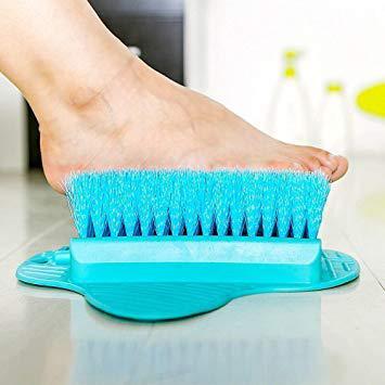 brosse pour pied