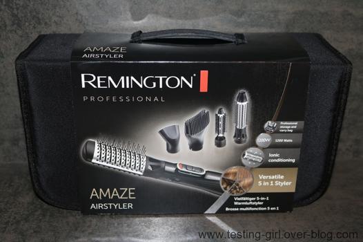 brosse soufflante remington 5 en 1