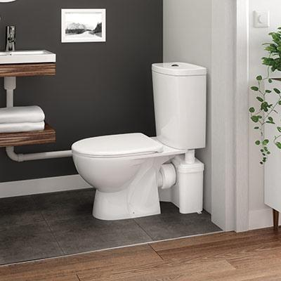 broyeur toilette