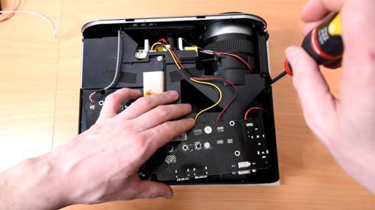 bruit videoprojecteur