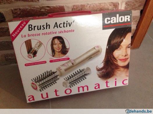 brush activ calor