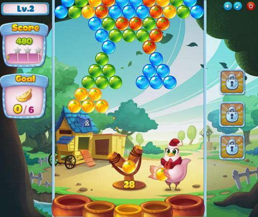 bubble coco jeux