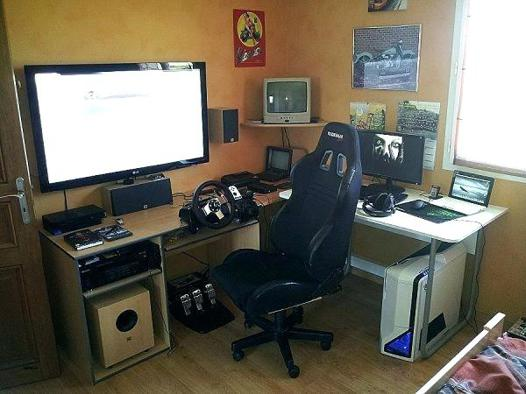 bureau gamer angle