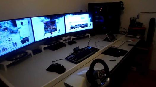 bureau gamer pc