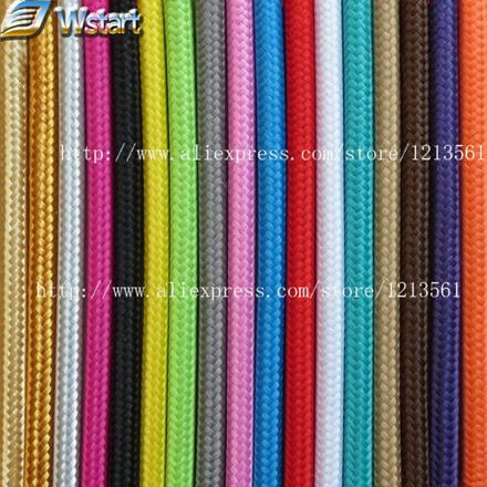 cable textile electrique
