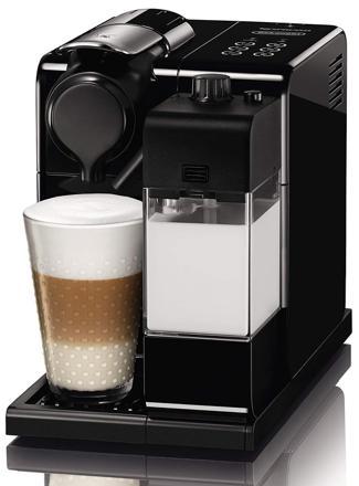 cafetiere nespresso lattissima