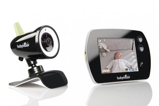 camera babymoov touch screen