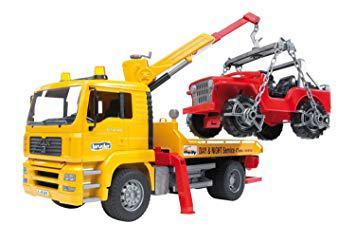 camion bruder jouet