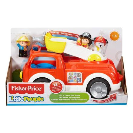 camion pompier fisher price