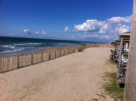 camping sable d'argent