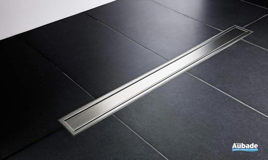 caniveau douche italienne 120 cm
