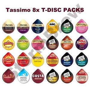 capsule tassimo the