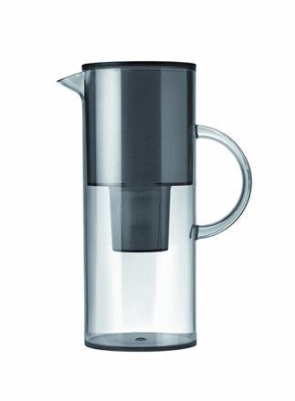 carafe filtrante en verre