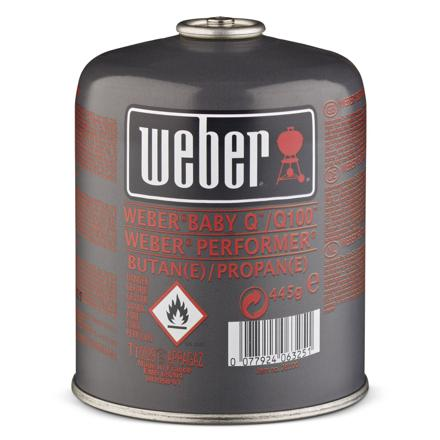 cartouche gaz weber
