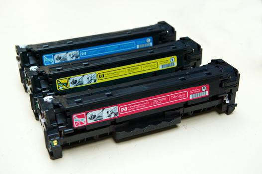 cartouche laser couleur