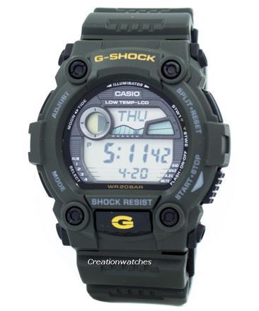 casio g 7900