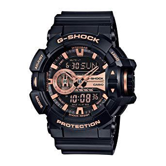 casio g shock rose