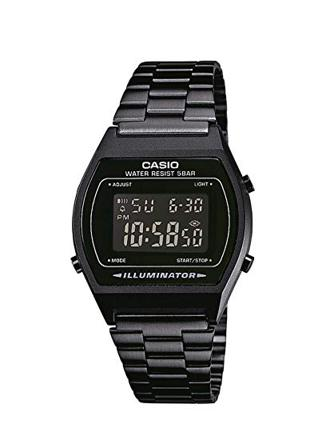 casio montre illuminator