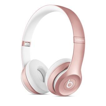 casque beats solo 2 or rose