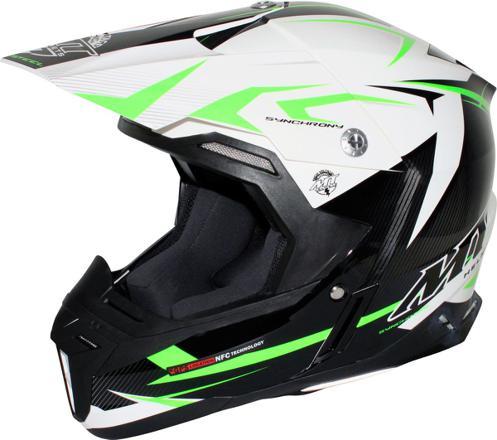 casque cross helmet