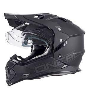 casque de moto enduro