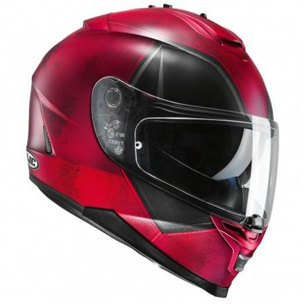 casque hjc is 17