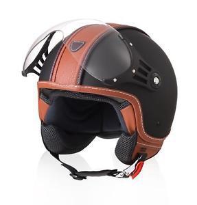 casque jet pour scooter