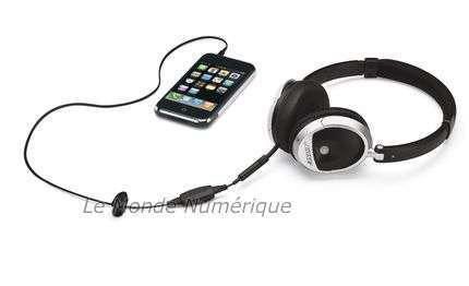 casque micro telephone mobile