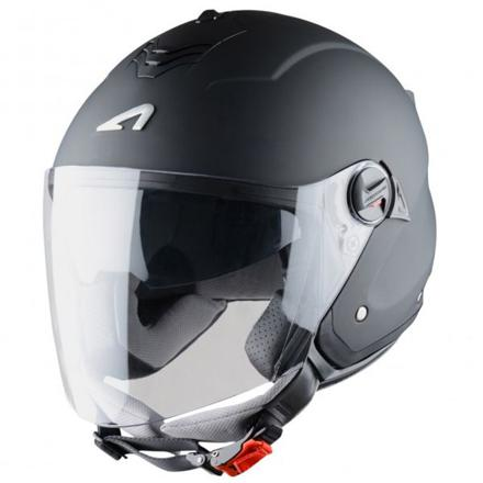 casque mini jet moto
