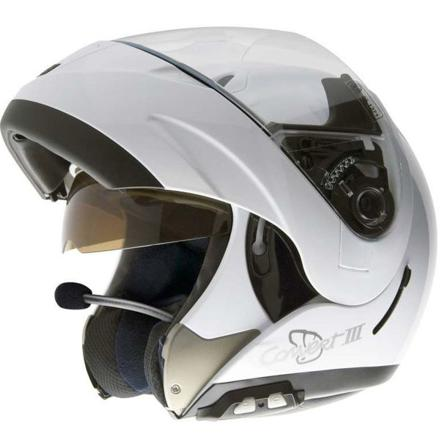casque moto micro intégré