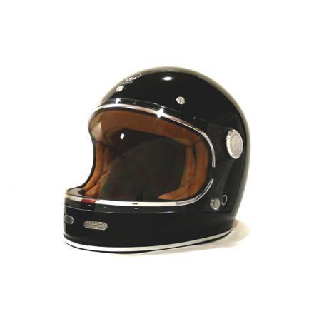 casque moto vintage