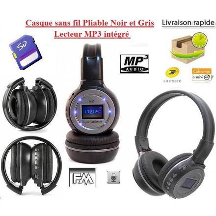 casque mp3 integre
