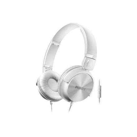 casque philips blanc