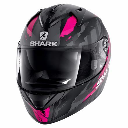 casque shark femme
