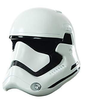 casque stormtrooper enfant