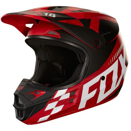 casque v1 fox