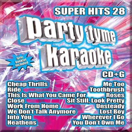 cd karaoké