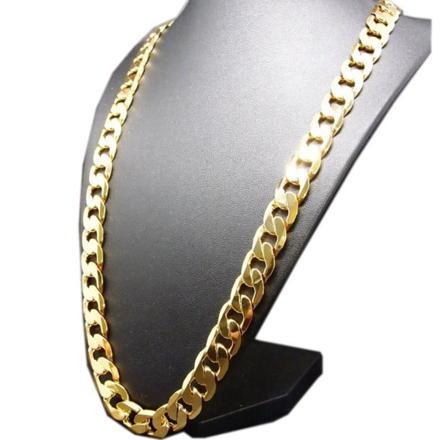 chaine en or pour homme 24 carat